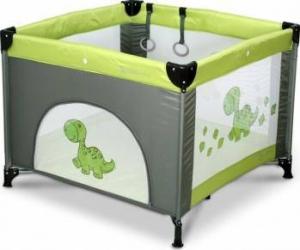 Tarc de joaca Conti Verde Patut bebe,tarcuri si saltele