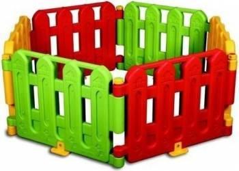 Tarc de Joaca hexagonal King Kids Spatii de joaca si accesorii