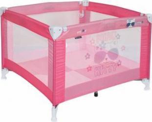 Tarc de Joaca Play Pink Kitty Spatii de joaca si accesorii