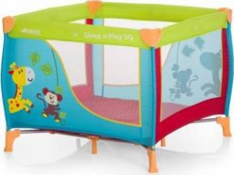 Tarc Sleen Play SQ Jungle Fun Patut bebe,tarcuri si saltele