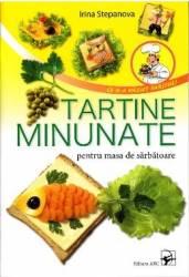Tartine Minunate Pentru Masa De Sarbatoare - Irina Stepanova