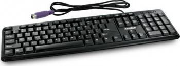 Tastatura 4World Standard PS 2 Neagra