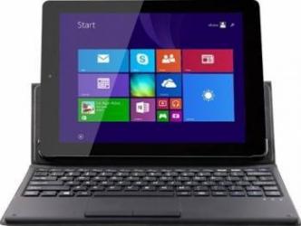 Husa cu tastatura bluetooth Allview Impera i10G - Viva i10G Neagra
