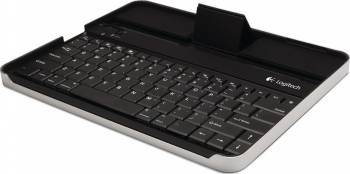 Tastatura Bluetooth Logitech pentru iPad2 Keyboard Dock