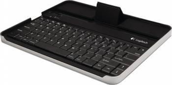 Tastatura Bluetooth Logitech pentru iPad2 Keyboard Dock