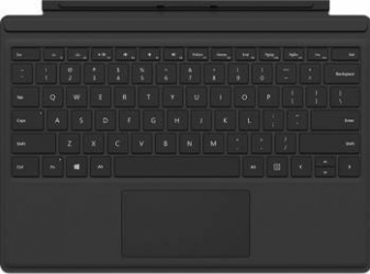 Tastatura Microsoft Surface Pro 4 Black Keyboard Dock
