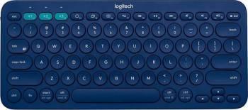 Tastatura Bluetooth Multi-Device Logitech K380 Albastru