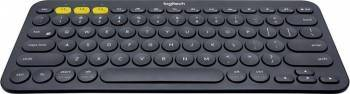 Tastatura Bluetooth Multi-Device Logitech K380 dark grey Tastaturi