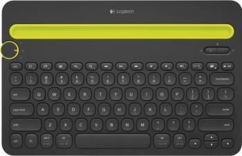 Tastatura Bluetooth Multi-Device Logitech K480 Neagra Tastaturi