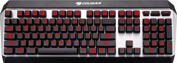 Tastatura Gaming Mecanica Cougar Attack X3 Cherry Mx Blue tastaturi gaming