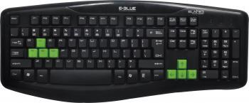 Tastatura Gaming E-Blue Elated Gaming USB