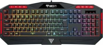pret preturi Tastatura Gaming Gamdias Ares P1 RGB