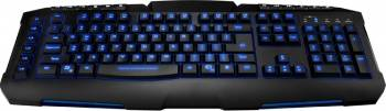 Tastatura Gaming Iluminata Tracer Avenger Neagra Tastaturi Gaming
