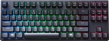 Tastatura Gaming Mecanica Cooler Master MasterKeys Pro S RGB Cherry Mx Brown Tastaturi Gaming