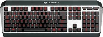 Tastatura Gaming Mecanica Cougar Attack X3 Cherry MX Red Tastaturi Gaming