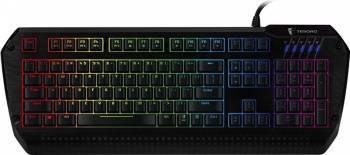 Tastatura Gaming Mecanica Tesoro Lobera Spectrum G5SFL RGB Kailh Red Tastaturi Gaming