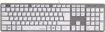 Tastatura Hama Rossano White Tastaturi
