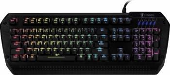Tastatura Mecanica Gaming Tesoro Lobera Spectrum G5SFL Black