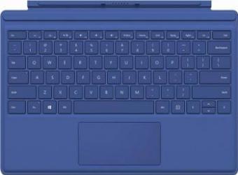 Tastatura Microsoft Surface Pro 4 2017 Albastra Keyboard Dock