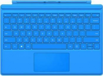 Tastatura Microsoft Surface Pro 4 Albastra Keyboard Dock