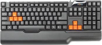 Tastatura Njoy GMK310 Gaming Black Tastaturi Gaming