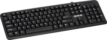 Tastatura Spacer SPKB-520 Neagra