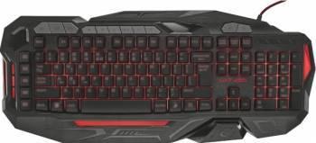 Tastatura Trust GXT 285 Advanced Gaming tastaturi gaming