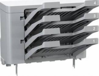 Tava de iesire cu 4 compartimente x 100 de coli Brother MX4000 HL-L6000 Accesorii imprimante