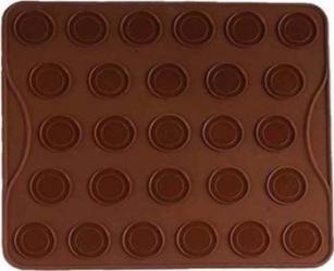Tava Silicon Macarons-Fursecuri 27 forme Vase pentru gatit