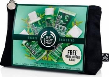 Pachet promotional The Body Shop Tea Tree Kit