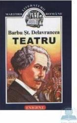 Teatru - Barbu St. Delavrancea