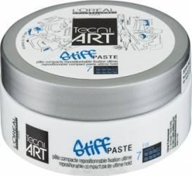 Crema de par LOreal Professionnel Tecni.Art Stiff Paste 75ml Crema, ceara, glossuri