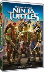Teenage Mutant Ninja Turtles DVD 2014 Filme DVD