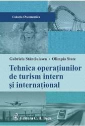 Tehnica operatiunilor de turism intern si international - Gabriela Stanciulescu Olimpia State Carti