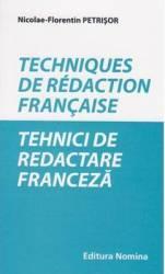 Tehnici De Redactare Franceza - NicoilaE-Florentin Petrisor