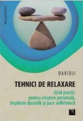 Tehnici de relaxare - Davidji title=Tehnici de relaxare - Davidji