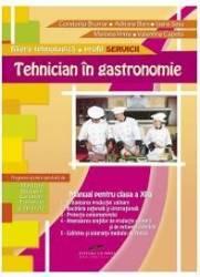 Tehnician in gastronomie Cls 11 - Constanta Brumar Adriana Bara Ioana Sasu