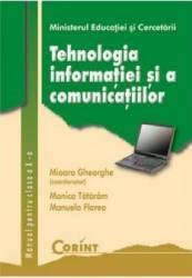 Tehnologia informatiei si a comunicatiilor clasa 10 - Mioara Gheorghe