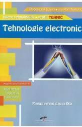 Tehnologie electronica cls 9 - Dragos Ionel Cosma