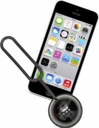 Telecomanda Bluetooth KitVision Shutter Bal Neagra