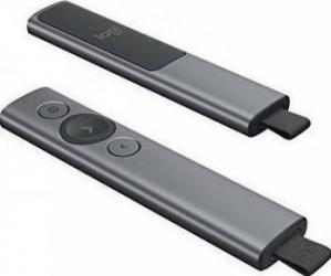 Telecomanda Laser Logitech Slate Accesorii Videoproiectoare