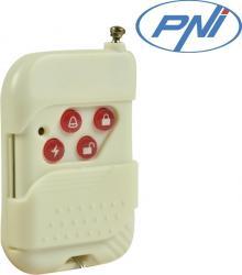 Telecomanda pentru sistem de alarma wireless PNI A008 Accesorii alarme