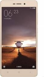Telefon Mobil Xiaomi Redmi 3s 16GB Dual Sim 4G Gold