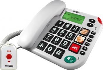 pret preturi Telefon analogic MaxCom KXT481 SOS