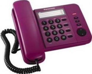 Telefon analogic Panasonic KX-TS520FXR