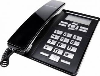 Telefon cu fir Sagemcom C130 Negru