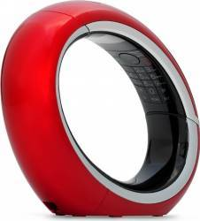 Telefon DECT AEG Eclipse 10 Red Telefoane