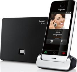 Telefon DECT cu TouchScreen Gigaset SL910 Telefoane