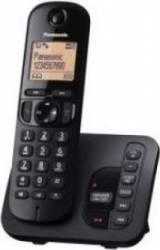 Telefon DECT fara fir Panasonic KX-TGC220FXB Telefoane