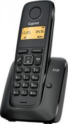 Telefon DECT Gigaset A120 Black Telefoane
